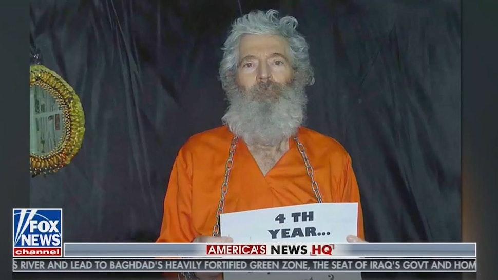 Robert Levinson Iran FBI Agent Missing Since 2007