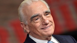 """Martin Scorsese attends the Premiere of Netflix's """"The Irishman"""" at TCL Chinese Theatre on October 24, 2019 in Hollywood, California."""