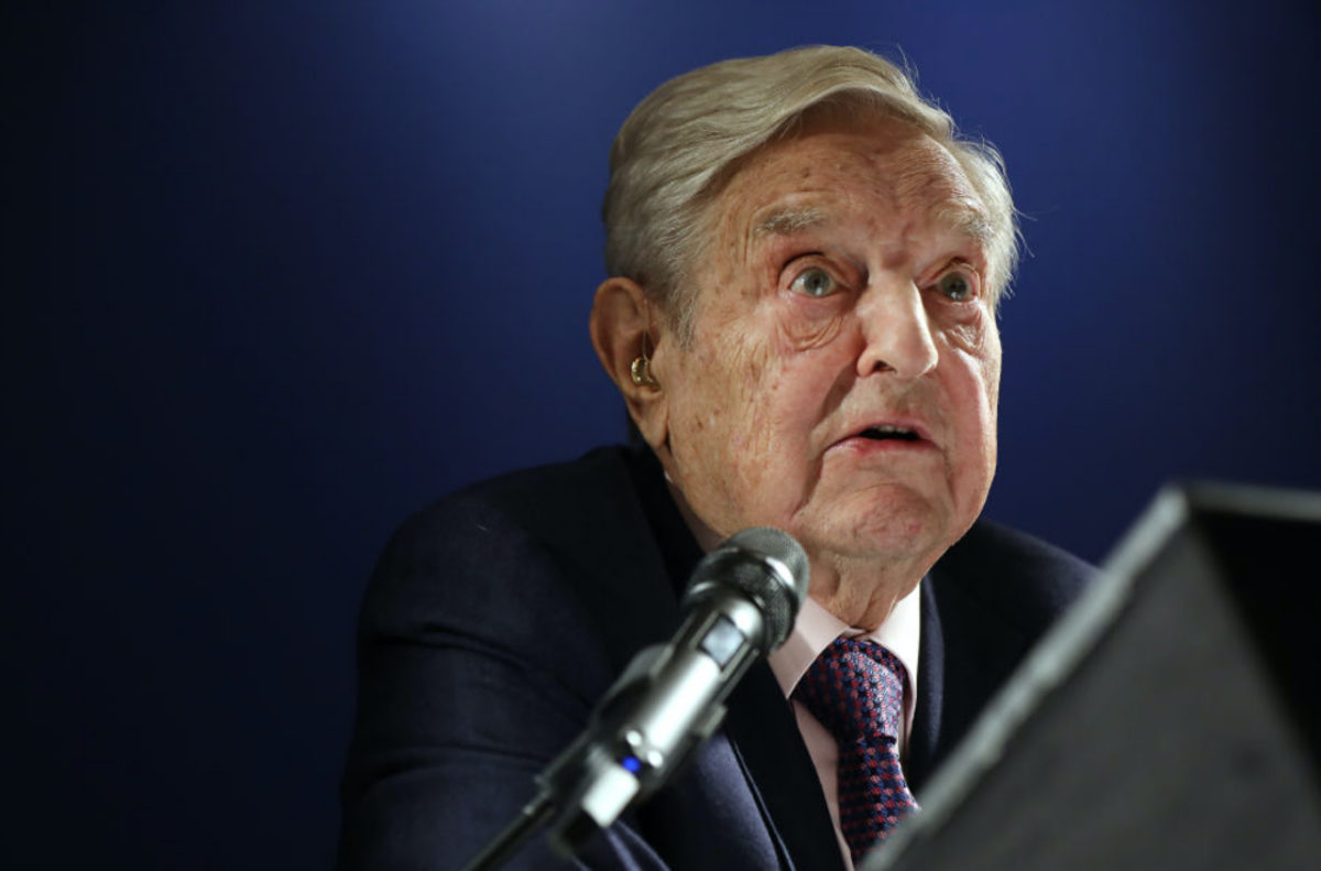 George Soros Intervenes Again, This Time Pumping $1.5 Million Into Los Angeles County D.A. Race
