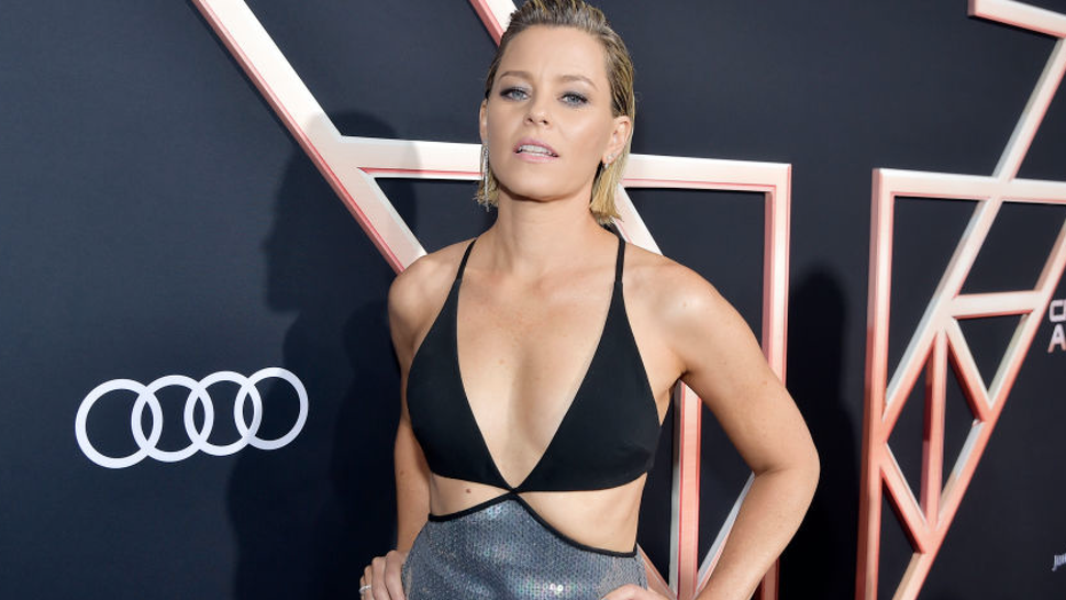 """Elizabeth Banks attends Audi Arrivals At The World Premiere Of """"Charlie's Angels"""" on November 11, 2019 in Los Angeles, California. ("""