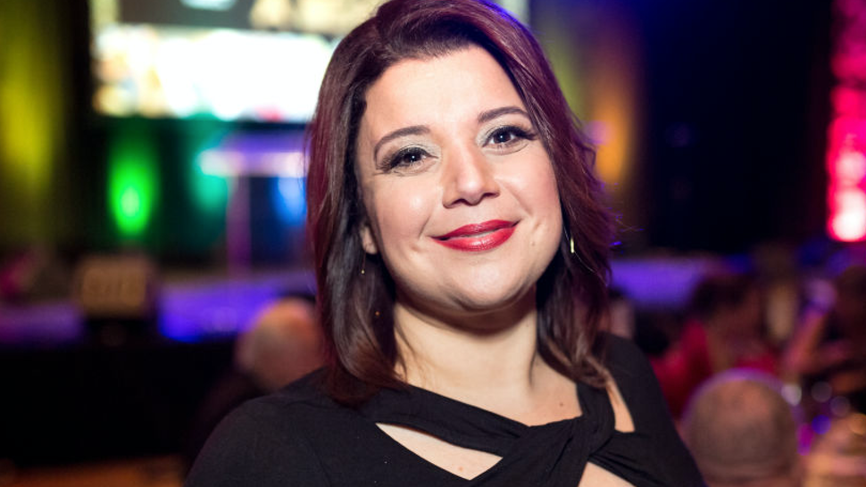 Ana Navarro attends the Gay Men's Chorus of Los Angeles' 7th Annual Voice Awards at The Ray Dolby Ballroom at Hollywood & Highland Center on May 5, 2018 in Hollywood, California.