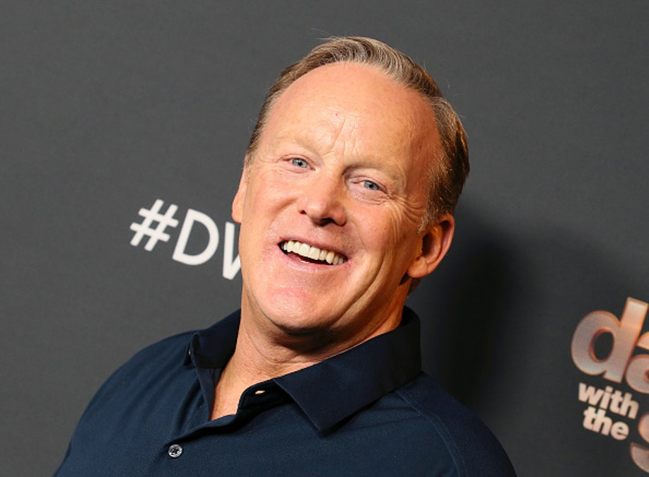 Sean Spicer Finally Eliminated From 'Dancing With The Stars'
