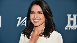 NEW YORK, NEW YORK - NOVEMBER 06: Tulsi Gabbard attends Variety's 3rd Annual Salute To Service at Cipriani 25 Broadway on November 06, 2019 in New York City.
