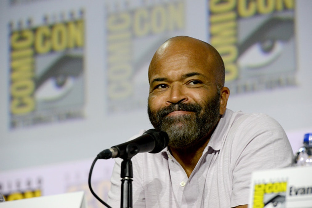 'Westworld' Actor Jeffrey Wright Compares Trump To Charles Manson