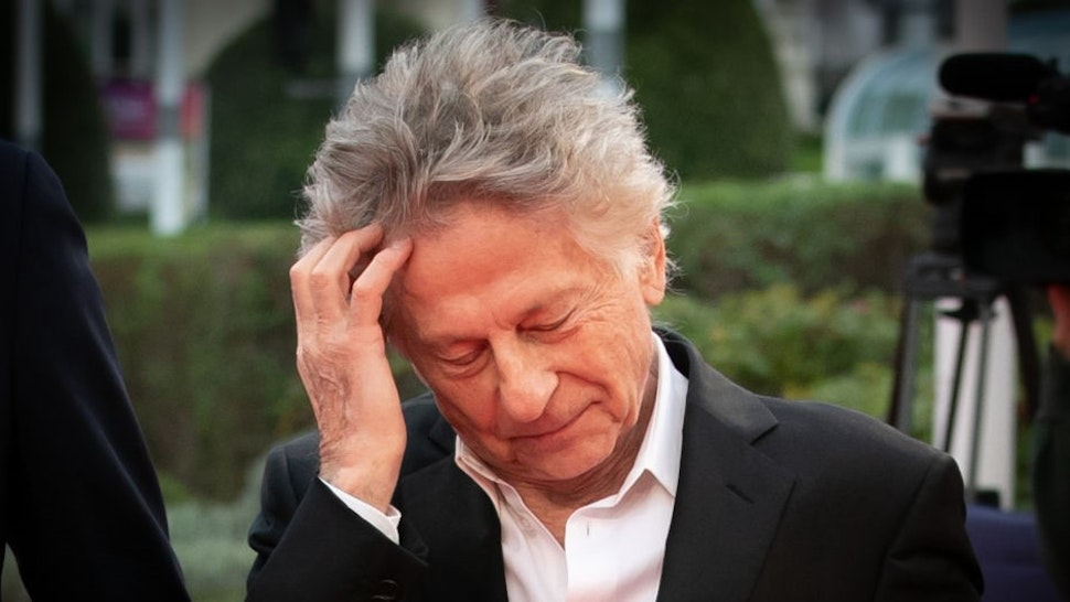 French-Polish director Roman Polanski stands on the red carpet of the 45th Deauville US Film Festival, in Deauville, northern France on September 7, 2019. (Photo by Lou BENOIST / AFP) (Photo credit should read LOU BENOIST/AFP via Getty Images)