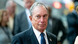 Michael Bloomberg attends the 2019 American Songbook Gala at Alice Tully Hall at Lincoln Center on June 19, 2019 in New York City.