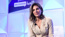 Jillian Michaels attends the #BlogHer18 Health Conference at Tribeca 360 on January 31, 2018 in New York City.