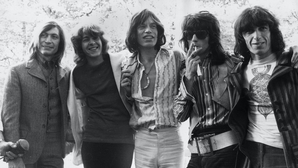 20-year-old Mick Taylor, former lead guitarist of the John Mayall rhythm and blues group replaces Brian Jones as the new member of the Rolling Stones.