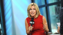 Journalist and author Alisyn Camerota attends Build to discuss her new book 'Amanda Wakes Up' at Build Studio on July 25, 2017 in New York City. (Photo by Desiree Navarro/WireImage)