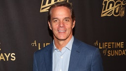 "Bill Hemmer attends ""A Lifetime Of Sundays"" New York Screening at The Paley Center for Media on September 18, 2019 in New York City."