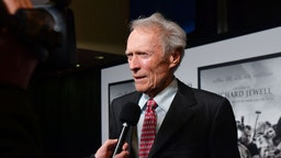 "Clint Eastwood attends the ""Richard Jewell"" Atlanta Screening at Rialto Center of the Arts on December 10, 2019 in Atlanta, Georgia.(Photo by Prince Williams/Wireimage)"