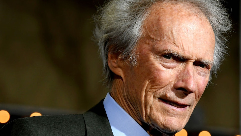 """Clint Eastwood arrives at the premiere of Warner Bros. Pictures' """"The Mule"""" at the Village Theatre on December 10, 2018 in Los Angeles, California. (Photo by Kevin Winter/Getty Images)"""