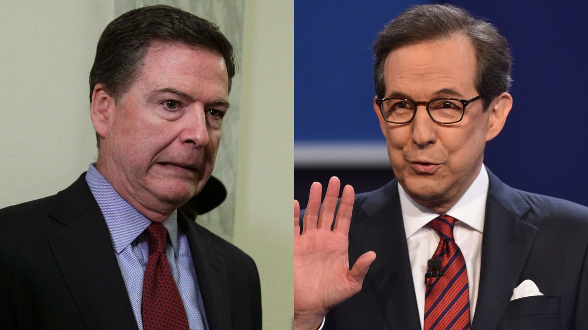 Chris Wallace Shreds Disgraced Former FBI Director James Comey In 'Devastating' Interview
