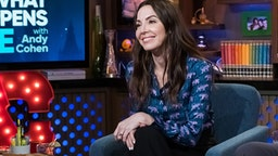 WATCH WHAT HAPPENS LIVE WITH ANDY COHEN -- Episode 16133 -- Pictured: Whitney Cummings --