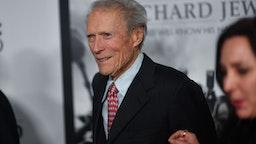 "ATLANTA, GA - DECEMBER 10: Clint Eastwood attends the ""Richard Jewell"" Atlanta Screening at Rialto Center of the Arts on December 10, 2019 in Atlanta, Georgia."