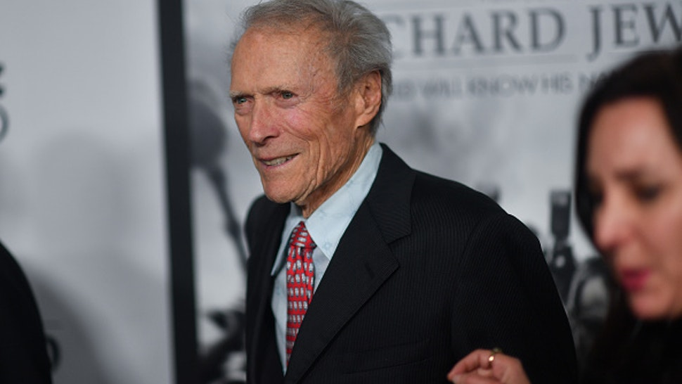 "ATLANTA, GA - DECEMBER 10: Clint Eastwood attends the ""Richard Jewell"" Atlanta Screening at Rialto Center of the Arts on December 10, 2019 in Atlanta, Georgia."
