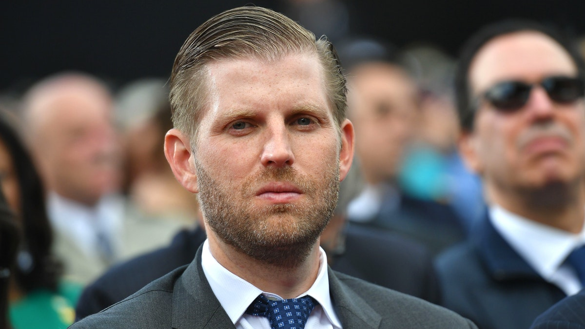 Eric Trump Compares Pelosi To Football Player, Comments On Democrat That Scares Him Most