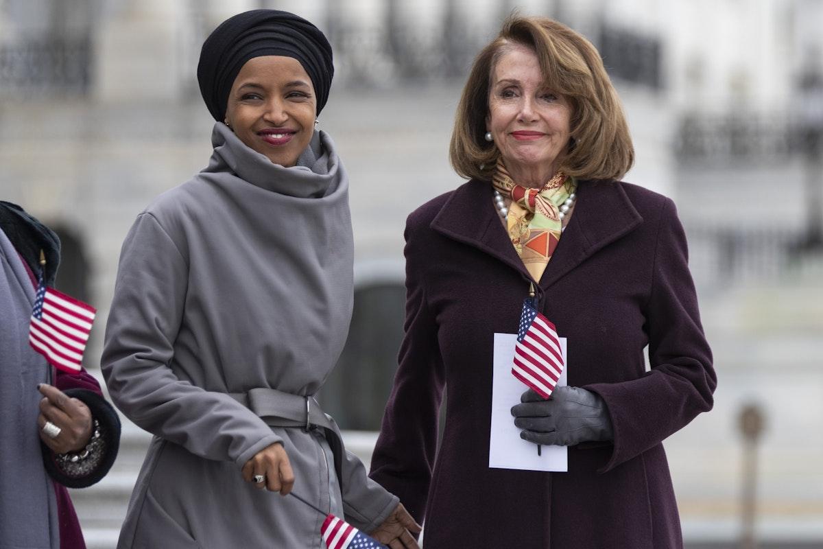 WATCH: Pelosi Rants 'Root Causes' Of Jan. 6 Were White Supremacy, Anti-Semitism, Islamophobia