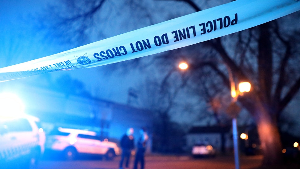 hicago police work the scene of a shooting in the 6300 block of South Seeley Avenue on Saturday, April 6, 2019. (Chris Sweda/Chicago Tribune/Tribune News Service via Getty Images)