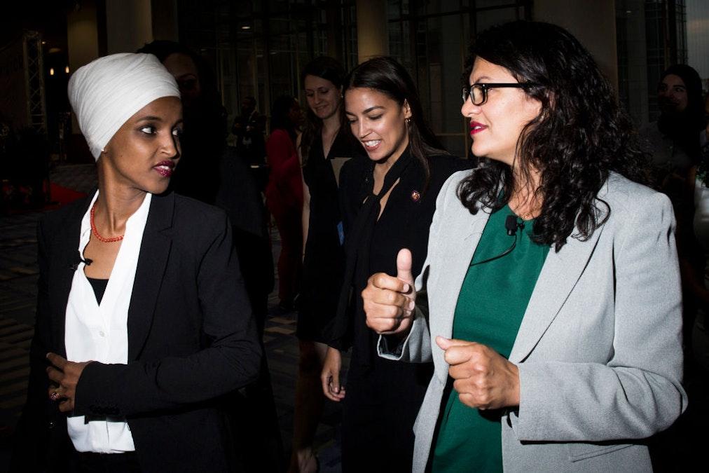 Tlaib, Omar Show Their Radical Anti-Israel Position On House Floor
