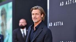 Brad Pitt At Ad Astra premier
