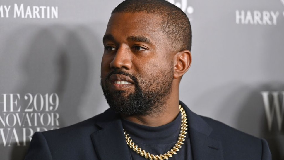 US rapper Kanye West attends the WSJ Magazine 2019 Innovator Awards at MOMA on November 6, 2019 in New York City.