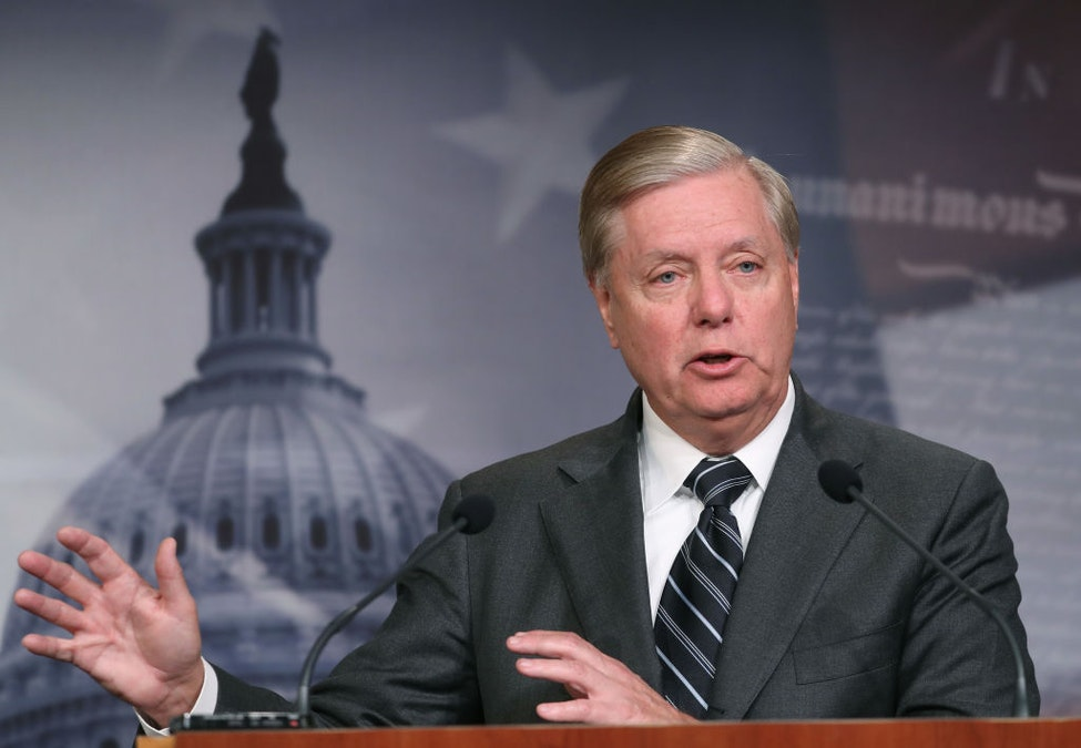 Graham Warns Of Democratic Candidate That Will Be 'A Force To Be Reckoned With'