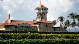 PALM BEACH, FLORIDA - NOVEMBER 01: President Donald Trump's Mar-a-Lago resort is seen on November 1, 2019 in Palm Beach, Florida. President Trump announced that he will be moving from New York and making Palm Beach, Florida his permanent residence. (Photo by Joe Raedle/Getty Images)