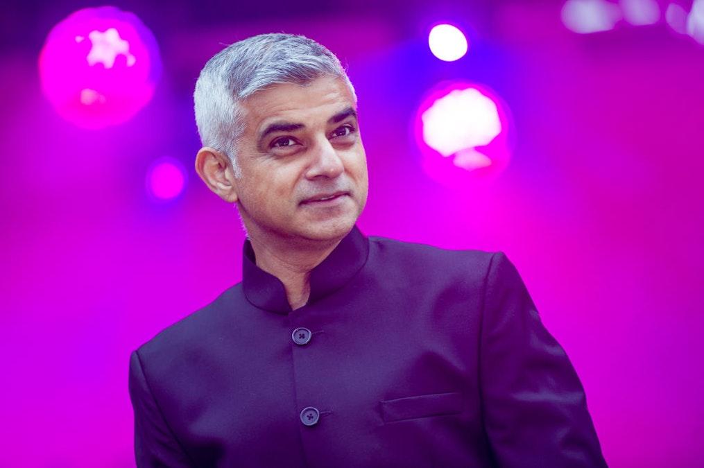 London Mayor Sediq Khan Implies Trump Is A White Racist
