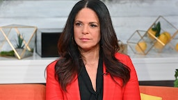 """Broadcast journalist Soledad O'Brien visits BuzzFeed's """"AM To DM"""" on November 08, 2019 in New York City."""