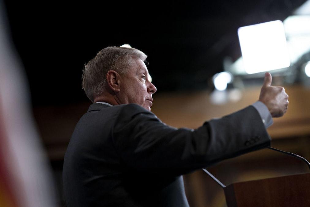 WATCH: Lindsey Graham Rips FBI After Release of IG Report: FBI's Investigation A 'Criminal Enterprise'