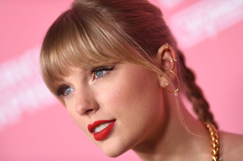 Taylor Swift: I'd Be 'The Man' If I Were A Man