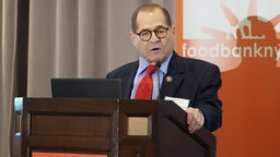 NEW YORK, NEW YORK - NOVEMBER 25: Congress Member Jerry Nadler attends Food Bank For New York City's Annual Legislative Breakfast: Advancing Hunger And Poverty Solutions at Intercontinental New York Barclay on November 25, 2019 in New York City. (Photo by Rob Kim/Getty Images for Food Bank For New York City)