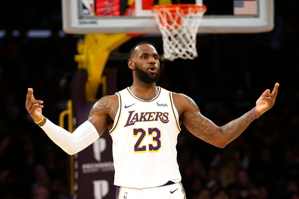 NBA Ratings Are Down This Year And The Association Can't Figure Out Why. Here's A Theory.