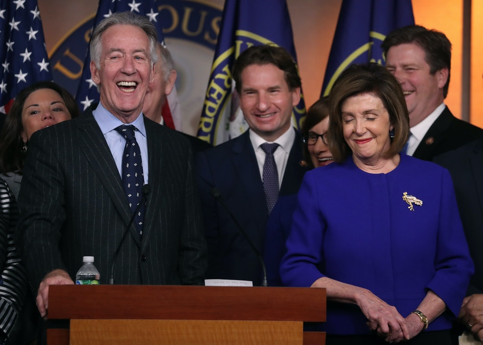 Mutiny! Small Group Of Democrats Suggests Censure Instead Of Impeachment As Poll Numbers Decline
