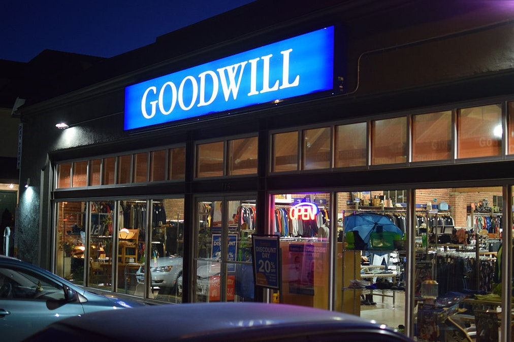 Military Wife Buys Baby Shower Present At Goodwill. She Doesn't Know There's A Semi-Automatic Inside.