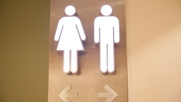 male female bathrooms