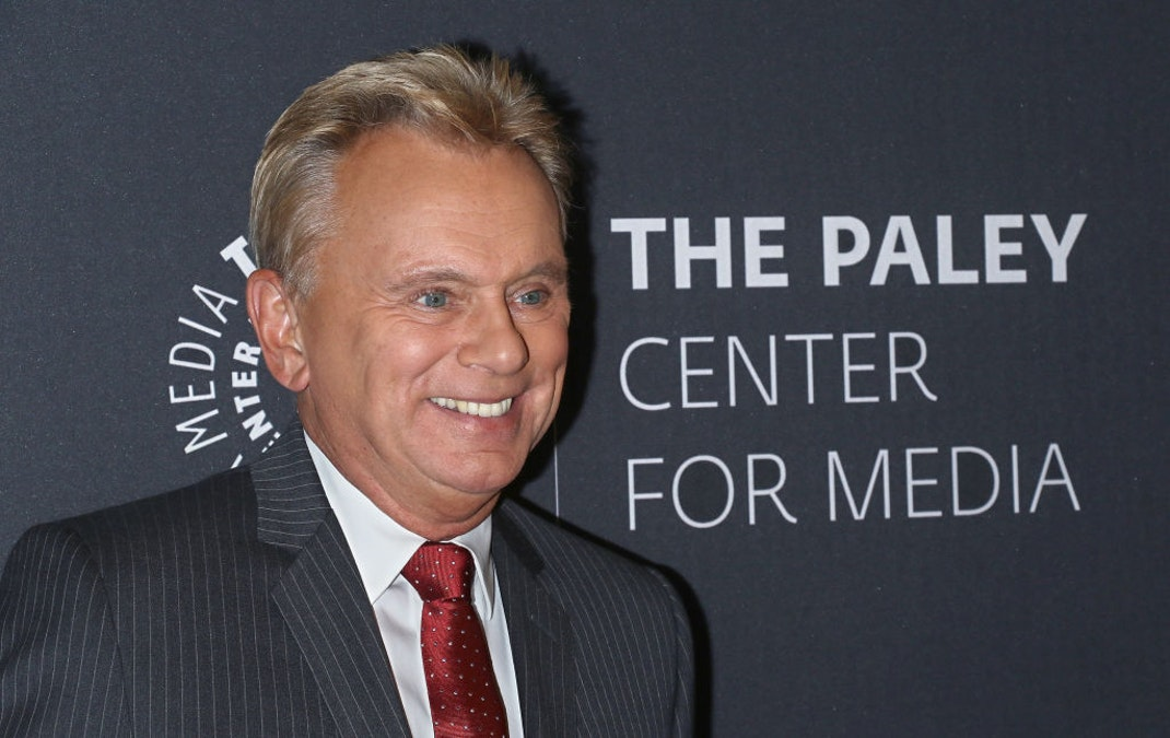 Pat Sajak Has Some Priceless Advice For Failed Presidential Candidates