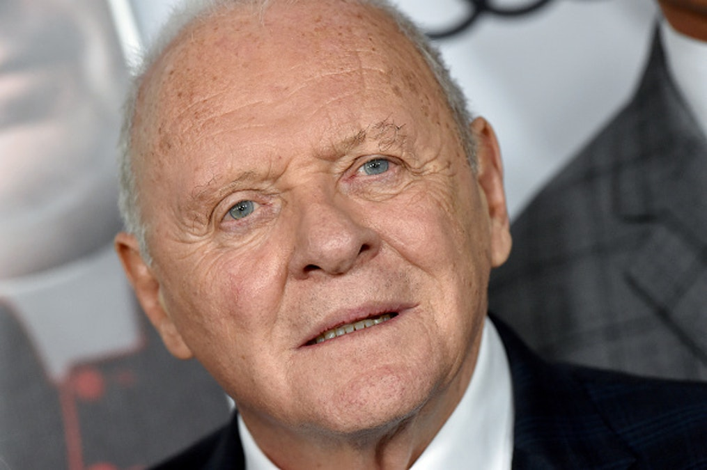 Anthony Hopkins Avoids Talking Politics: 'Actors Are Pretty Stupid'