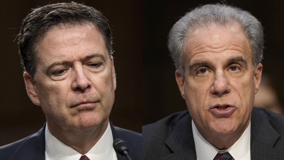 James Comey Michael Horowitz