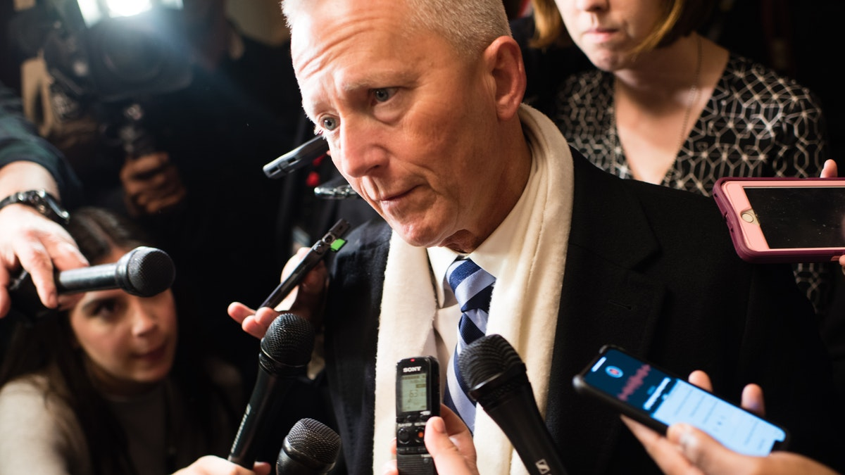 BREAKING: Democrats Attack 'Traitor' 'Rat' Jeff Van Drew For Leaving Party, Staff Resigns