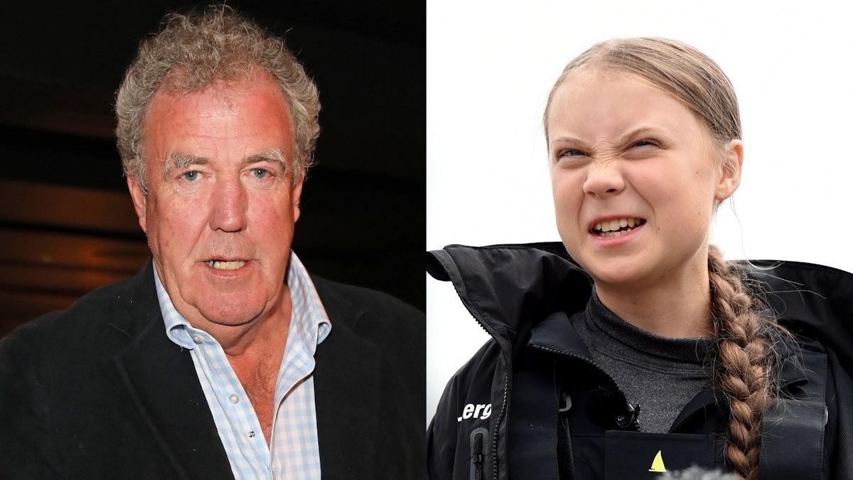 Famed Host Jeremy Clarkson Unloads On Greta Thunberg: 'Mad,' 'Dangerous,' 'Go Back To School And Shut Up'