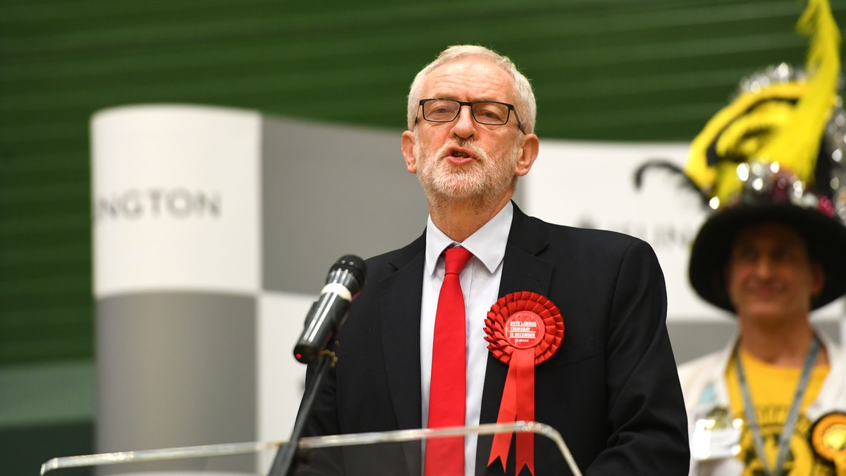 BREAKING: British Labour Party Leader Jeremy Corbyn Stepping Down After Devastating Loss