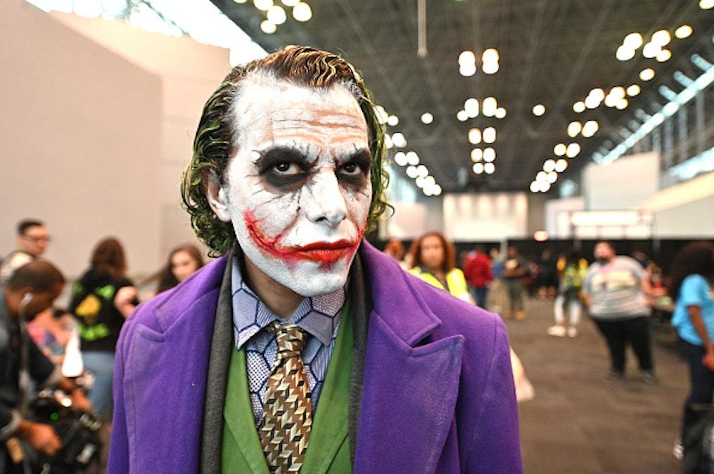 The Joker Helps Trump To Get Re-Elected In Frank Miller's 'Dark Knight' Comic
