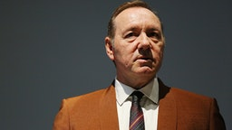 "ROME, ITALY - AUGUST 02: Actor Kevin Spacey attends the reading of the event ""The Boxer - La nostalgia del poeta"" (The Boxer - The nostalgia of the poet) at Palazzo Massimo alle Terme on August 02, 2019 in Rome, Italy."