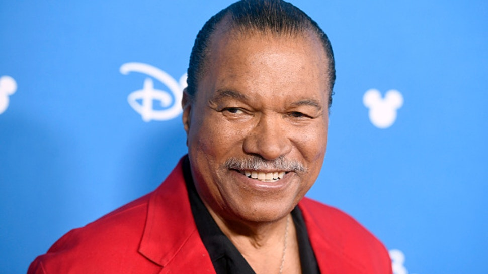 ANAHEIM, CALIFORNIA - AUGUST 24: Billy Dee Williams attends Go Behind The Scenes with Walt Disney Studios during D23 Expo 2019 at Anaheim Convention Center on August 24, 2019 in Anaheim, California.