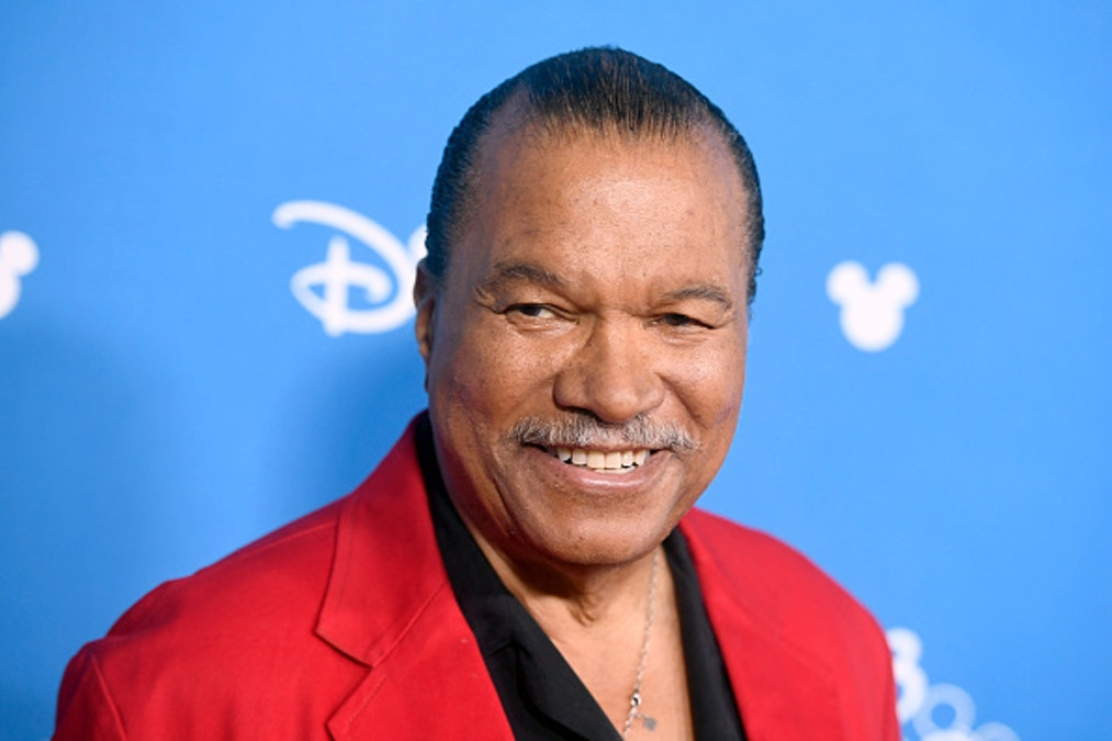 Billy Dee Williams Refers To Himself As Feminine And Masculine