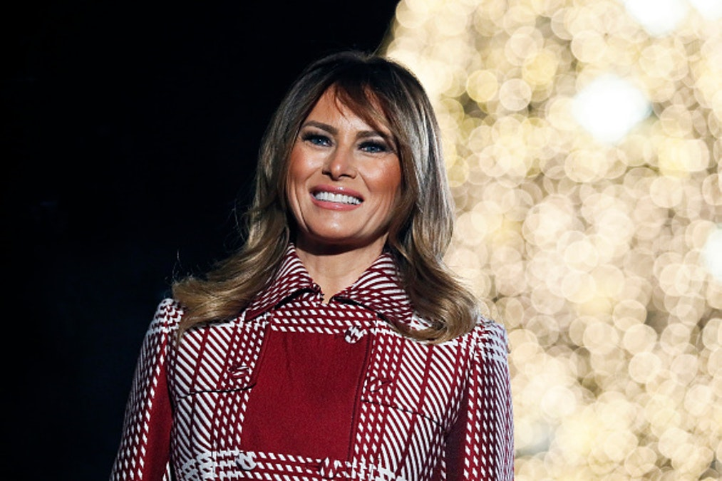 WaPo Columnist Says Melania Trump Is Sending 'Coded Messages' With Her Fashion