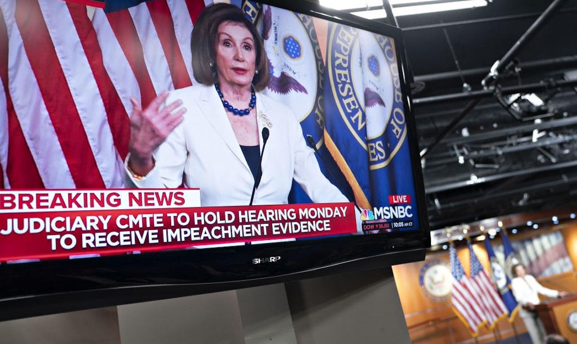 Impeachment Backlash: Trump Now Beating All Democrats In Three Key Battleground States