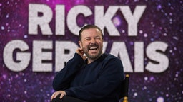 TODAY -- Pictured: Ricky Gervais on Wednesday, March 14, 2018 --
